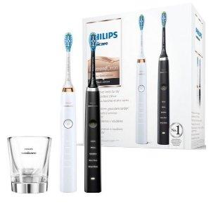 情人节好礼物:Philips Sonicare HX9392/40 钻石系列电动牙刷 史低87欧到手