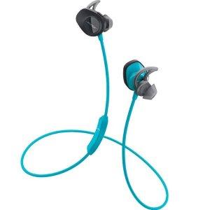 $99 黑白藍三色可選黑五價:Bose SoundSport 無線藍牙運動耳機
