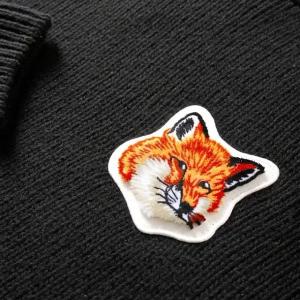6.7折!$93收小狐狸T恤折扣升级:Maison Kitsune 年末超低价闪促 日法混血小狐狸