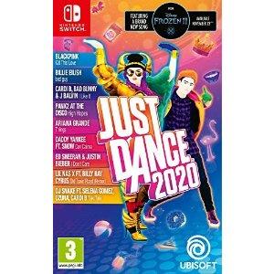UBISOFTJust Dance 2020 (Nintendo Switch)
