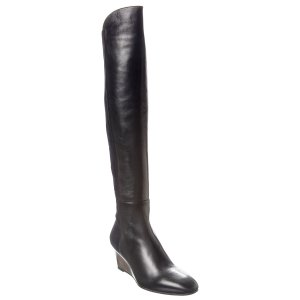 Stuart WeitzmanBlaire Leather Over-The-Knee Boot