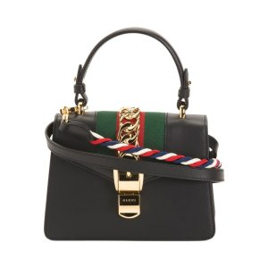 Made In Italy Sylvie Leather Mini Bag