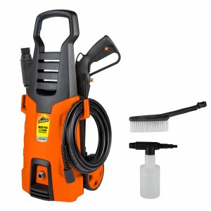 $49.99Armor All 1,600psi Electric Pressure Washer with Bonus Brush and Foamer
