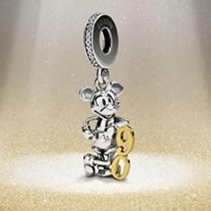 最高减$400 今年好价11.11独家:PANDORA Jewelry 迪士尼合作款串珠首饰热卖