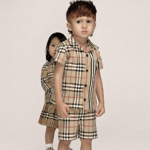 Shop NowBurberry Children's Clothing and Accessories