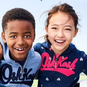 60% Off + Extra 25% Off $40+ Free ShippingWinter Faves @ OshKosh BGosh