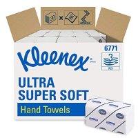 Kleenex 超软擦手纸(可以用作洁面)30包