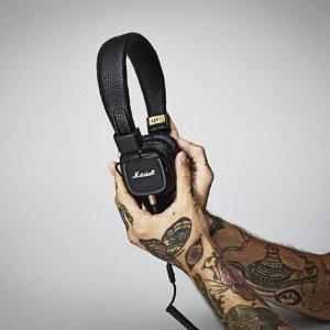 $49.99Marshall Major II 有线头戴式耳机