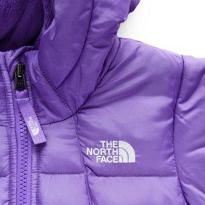 7折包邮 大童码大人可穿The North Face 儿童户外服饰热卖,好多棉服