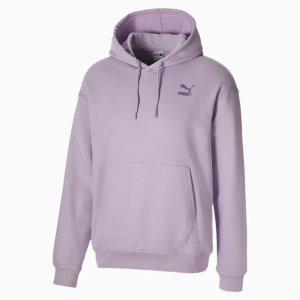 Puma限量款卫衣 香芋紫