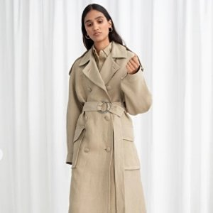 Up to 70% Off& Other Stories Outerwear Sale