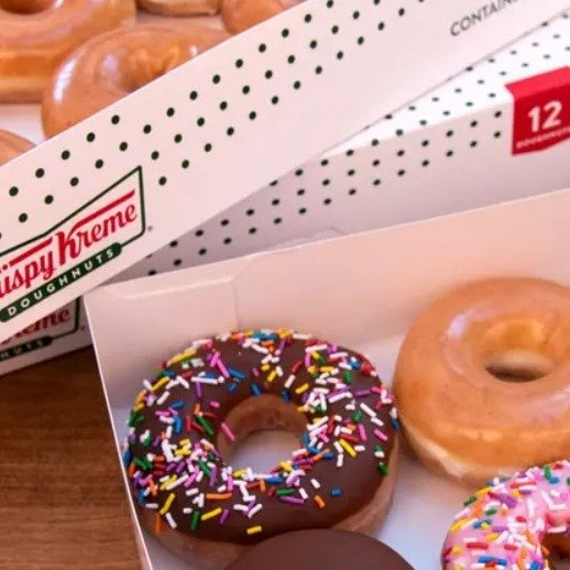 Krispy Kreme $25电子礼卡限时特惠
