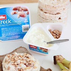 任选12个仅£3Muller 全线奶制品逆天价 米布丁、谷物酸奶一生推!