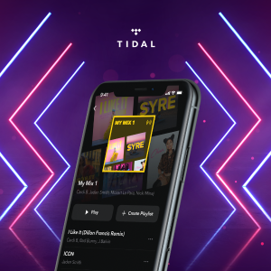 TIDAL 高品质流媒体年终大促, $5享任意包月服务5个月