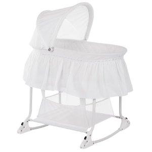 $59.99Dream On Me 复古婴儿床,4色可选