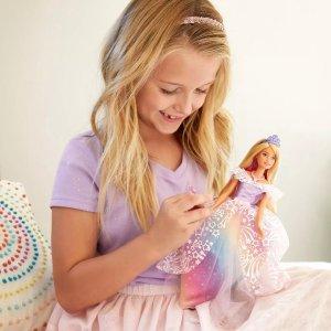 7.5折Barbie 芭比娃娃热卖 每个女孩子心中都住着一个芭比