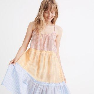 低至3折+免邮Madewell 精美夏季美衣、配饰热卖
