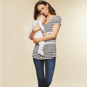 内衣低至$8 内裤$3起限今天:Motherhood 哺乳系列闪购促销  清仓区7.5折