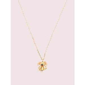 Kate Spadekate spade new york x tom & jerry mini pendant
