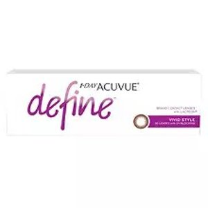 1-Day Acuvue Define Vivid 30 pack