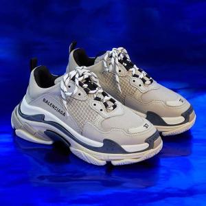 8.5折 钱包$400+Balenciaga 老爹鞋、机车包、袜子鞋热卖