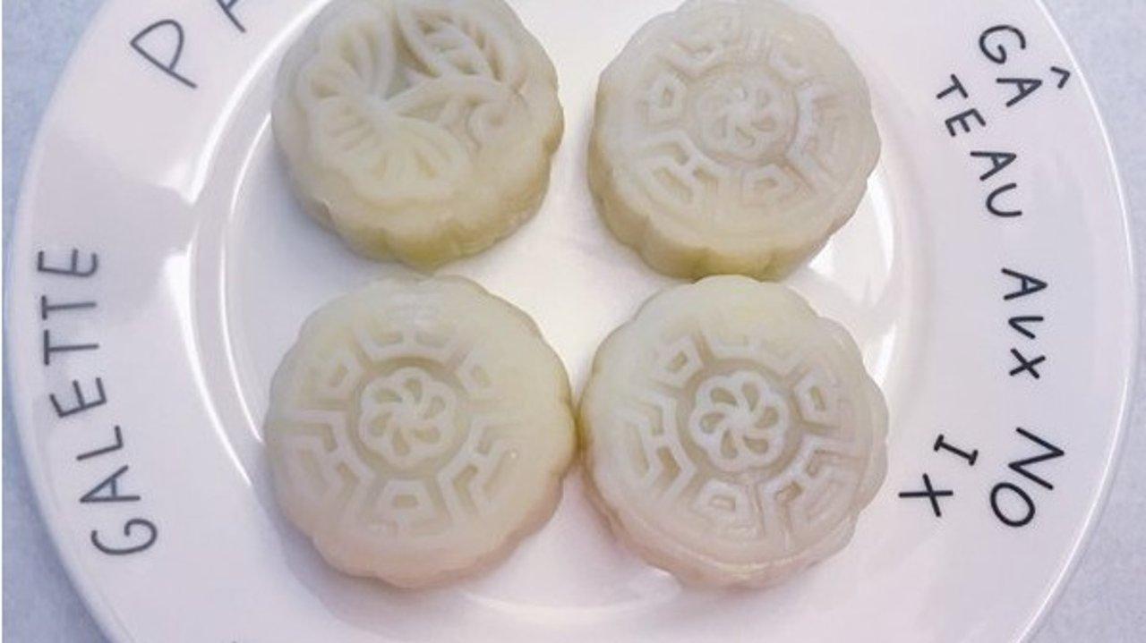 零难度的冰皮月饼/抹茶冰皮月饼