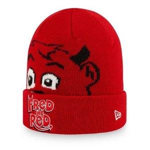 New Era针织毛线帽