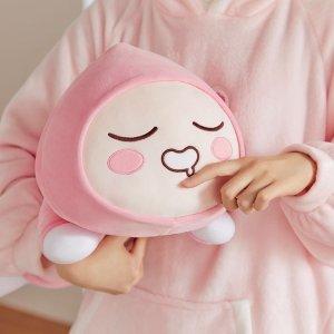 全场5.5折,£8收Mini抱枕Kakao Friends 超可爱人偶抱枕热促 睡觉再也不孤单