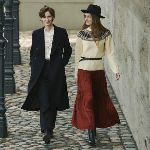 Available NowUniqlo X Ines De La Fressange 2020 Fall/Winter Collection