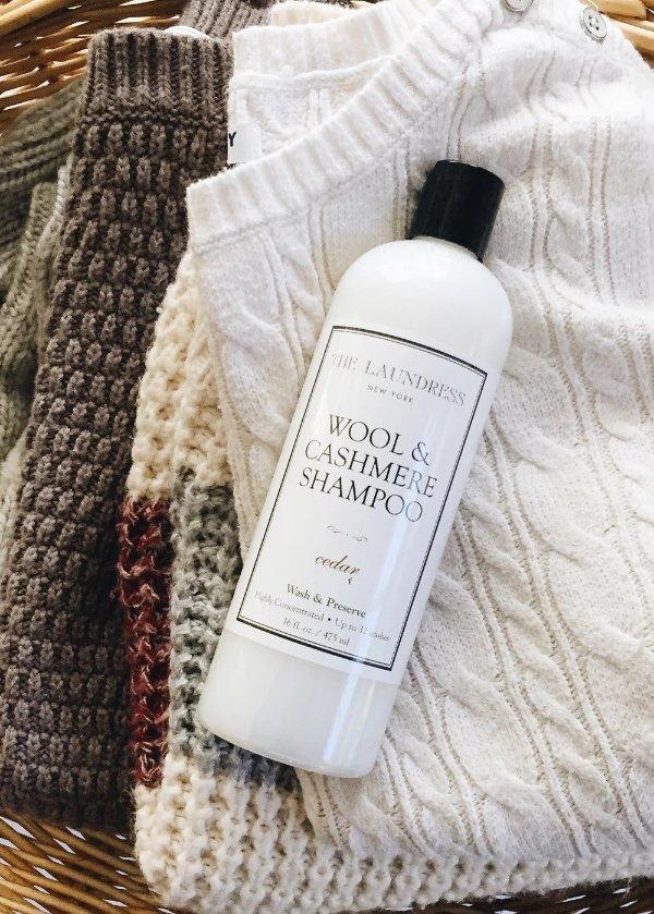 羊绒&羊毛洗衣液