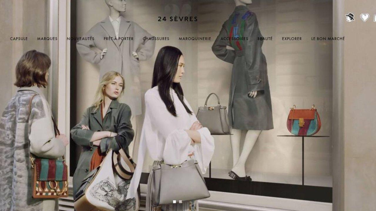如何在24 Sevres一站式Get巴黎时尚?小本本还不快记起来~