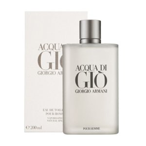 ARMANIAcqua Di Gio For Men By Giorgio Armani Eau De Toilette Spray
