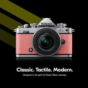 预定立省$100 粉色$1348收Nikon尼康  Z fc复古微单耀目发布 马卡龙多色可选