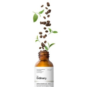 The ordinaryCaffeine Solution 5% + EGCG