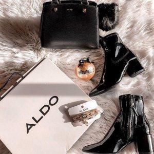 低至3折Aldo Shoes 精选美鞋、美包包、配饰热卖
