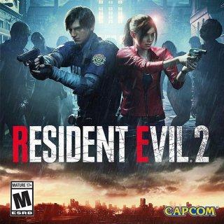《生化危机2 重制版》 PlayStation 4 / Xbox One 实体版