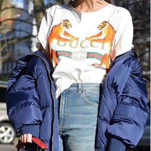 $41起 Moschino猪年限定T必收上新:2019新款&限定款美衣、美包、美鞋统统都到碗里来