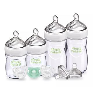 买1送1Nuk 宽口婴儿奶瓶多款促销