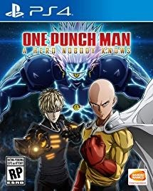 一拳超人 无名英雄 PS4 实体版