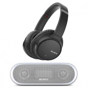 Sony WH-CH700N Noise Canceling Headphones with Bluetooth Speaker