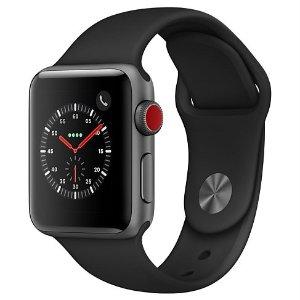 $297(原价$549)38mm手慢无:苹果 Apple WATCH S3 GPS+蜂窝数据