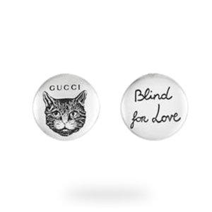 GucciBlind for Love 猫咪耳饰