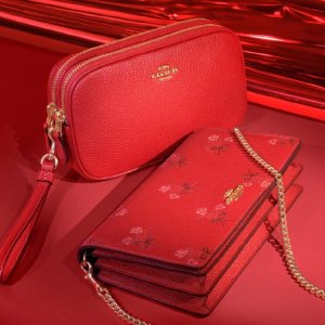 30% OffSelect Red Collection @Coach