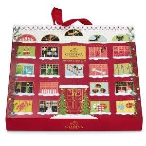 Godiva2019 Christmas Chocolate Advent Calendar