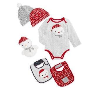 $1.99起+低门槛包邮First Impressions 婴幼童服饰节日季促销