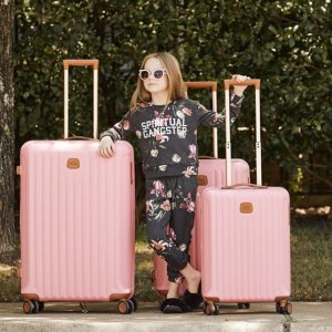一律7.5折Brics 精选复古行李箱热卖 来自意大利的纯真血统