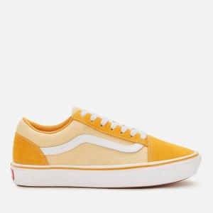 Vans黄色滑板鞋