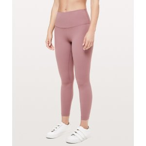 LululemonAlign High-Rise Pant 25