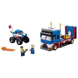 Lego满额送好礼创意系列 31085 巡回特技表演