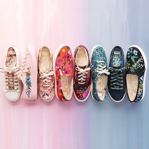 50% OffKeds x Rifle Paper Co. @ Keds